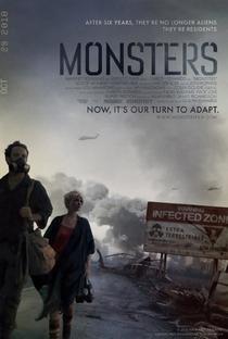 Assistir Monstros Online Grátis Dublado Legendado (Full HD, 720p, 1080p) | Gareth Edwards (II) | 2010
