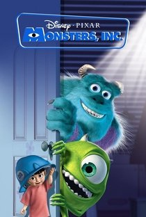 Assistir Monstros S.A. Online Grátis Dublado Legendado (Full HD, 720p, 1080p)   Pete Docter   2001