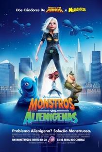 Assistir Monstros vs. Alienígenas Online Grátis Dublado Legendado (Full HD, 720p, 1080p) | Conrad Vernon
