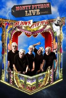 Assistir Monty Python Live (mostly) Online Grátis Dublado Legendado (Full HD, 720p, 1080p)   Aubrey Powell   2014