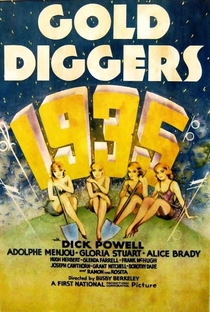 Assistir Mordedoras de 1935 Online Grátis Dublado Legendado (Full HD, 720p, 1080p)   Busby Berkeley   1935