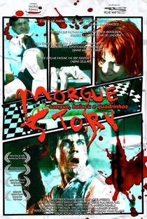 Assistir Morgue Story - Sangue, Baiacu e Quadrinhos Online Grátis Dublado Legendado (Full HD, 720p, 1080p) | Paulo Biscaia Filho | 2009
