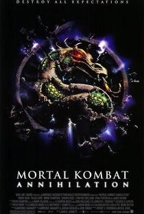 Assistir Mortal Kombat 2: A Aniquilação Online Grátis Dublado Legendado (Full HD, 720p, 1080p) | John R. Leonetti | 1997