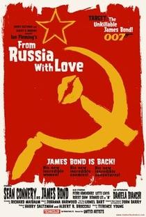 Assistir Moscou Contra 007 Online Grátis Dublado Legendado (Full HD, 720p, 1080p) | Terence Young | 1963