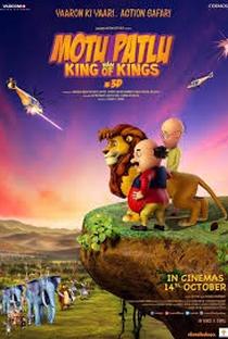 Assistir Motu Patlu: O Rei dos Reis Online Grátis Dublado Legendado (Full HD, 720p, 1080p) | Suhas D. Kadav | 2016