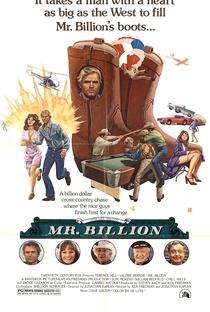Assistir Mr. Billion Online Grátis Dublado Legendado (Full HD, 720p, 1080p) | Jonathan Kaplan (I) | 1977
