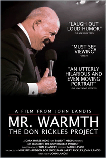 Assistir Mr. Warmth: The Don Rickles Project Online Grátis Dublado Legendado (Full HD, 720p, 1080p) | John Landis | 2007