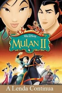 Assistir Mulan 2: A Lenda Continua Online Grátis Dublado Legendado (Full HD, 720p, 1080p)   Darrell Rooney