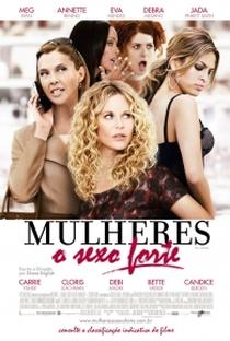 Assistir Mulheres, O Sexo Forte Online Grátis Dublado Legendado (Full HD, 720p, 1080p) | Diane English | 2008