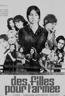 Assistir Mulheres no Front Online Grátis Dublado Legendado (Full HD, 720p, 1080p) | Valerio Zurlini | 1965