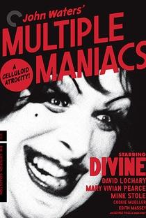 Assistir Multiple Maniacs Online Grátis Dublado Legendado (Full HD, 720p, 1080p) | John Waters (I) | 1970