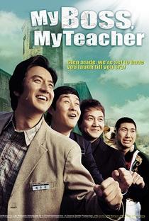 Assistir My Boss, My Teacher 2 Online Grátis Dublado Legendado (Full HD, 720p, 1080p) | Cheol-woo Kang