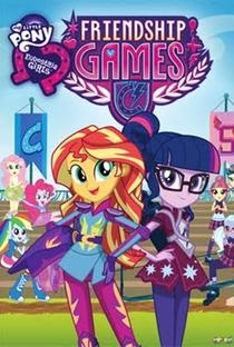 Assistir My Little Pony: Garotas de Equestria - Jogos da Amizade Online Grátis Dublado Legendado (Full HD, 720p, 1080p) | 'Big' Jim Miller