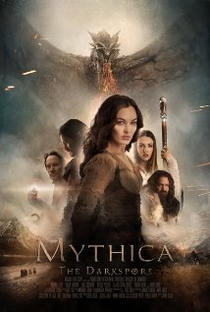 Assistir Mythica: o Darkspore Online Grátis Dublado Legendado (Full HD, 720p, 1080p) | Anne K. Black | 2015