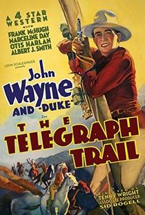 Assistir Na Trilha do Telégrafo Online Grátis Dublado Legendado (Full HD, 720p, 1080p) | Tenny Wright | 1933