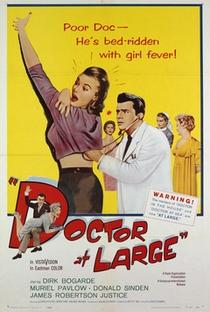 Assistir Não Diga Doutor Online Grátis Dublado Legendado (Full HD, 720p, 1080p) | Ralph Thomas (I) | 1957