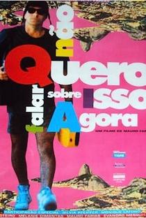 Assistir Não Quero Falar Sobre Isso Agora Online Grátis Dublado Legendado (Full HD, 720p, 1080p) | Mauro Farias | 1991