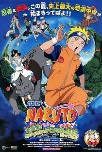 Assistir Naruto 3: A Revolta dos Animais da Lua Crescente! Online Grátis Dublado Legendado (Full HD, 720p, 1080p) | Toshiyuki Tsuru | 2006