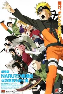 Assistir Naruto Shippuden 3: Herdeiros da Vontade de Fogo Online Grátis Dublado Legendado (Full HD, 720p, 1080p) | Murata Masahiko | 2009