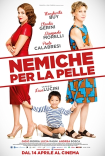 Assistir Nemiche Per La Pelle Online Grátis Dublado Legendado (Full HD, 720p, 1080p) | Luca Lucini | 2016