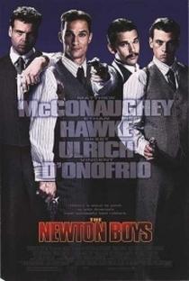 Assistir Newton Boys - Irmãos Fora-da-Lei Online Grátis Dublado Legendado (Full HD, 720p, 1080p) | Richard Linklater | 1998