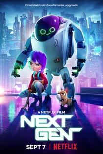 Assistir Next Gen Online Grátis Dublado Legendado (Full HD, 720p, 1080p) | Joe Ksander