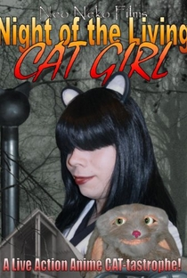 Assistir Night of the Living Cat Girl Online Grátis Dublado Legendado (Full HD, 720p, 1080p) | Amber Neko Meador | 2008