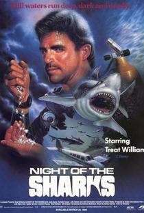Assistir Night of the Sharks Online Grátis Dublado Legendado (Full HD, 720p, 1080p) | Tonino Ricci | 1988