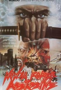 Assistir Ninja Contra Força Assassina Online Grátis Dublado Legendado (Full HD, 720p, 1080p) | Godfrey Ho | 1988