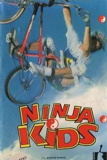 Assistir Ninja Kids Online Grátis Dublado Legendado (Full HD, 720p, 1080p)   Pablo Santiago   1986