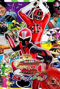 Assistir Ninninger vs ToQger - O Filme: Ninjas na Terra dos Sonhos Online Grátis Dublado Legendado (Full HD, 720p, 1080p) | Shojiro Nakazawa | 2016