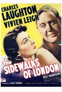 Assistir Nos Bastidores de Londres Online Grátis Dublado Legendado (Full HD, 720p, 1080p) | Tim Whelan | 1938