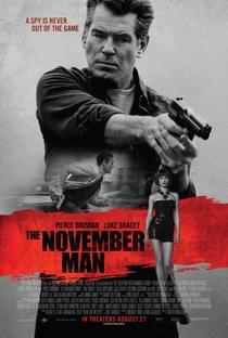 Assistir November Man - Um Espião Nunca Morre Online Grátis Dublado Legendado (Full HD, 720p, 1080p) | Roger Donaldson | 2014