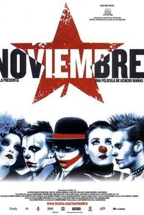 Assistir Novembro Online Grátis Dublado Legendado (Full HD, 720p, 1080p) | Achero Mañas | 2003