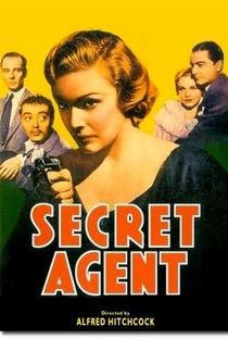 Assistir O Agente Secreto Online Grátis Dublado Legendado (Full HD, 720p, 1080p) | Alfred Hitchcock (I) | 1936