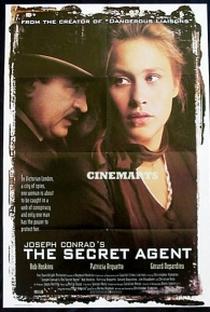 Assistir O Agente Secreto Online Grátis Dublado Legendado (Full HD, 720p, 1080p)   Christopher Hampton   1996