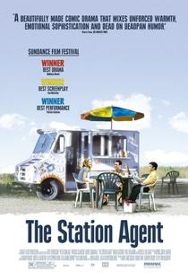 Assistir O Agente da Estação Online Grátis Dublado Legendado (Full HD, 720p, 1080p) | Tom McCarthy (XXII) | 2003