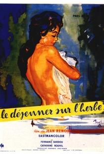 Assistir O Almoço sobre a Relva Online Grátis Dublado Legendado (Full HD, 720p, 1080p) | Jean Renoir | 1959