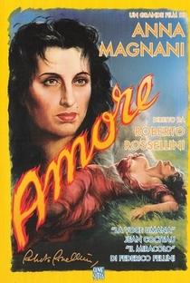 Assistir O Amor Online Grátis Dublado Legendado (Full HD, 720p, 1080p) | Roberto Rossellini (I) | 1948