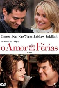 Assistir O Amor Não Tira Férias Online Grátis Dublado Legendado (Full HD, 720p, 1080p) | Nancy Meyers | 2006