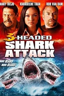Assistir O Ataque do Tubarão de 3 Cabeças Online Grátis Dublado Legendado (Full HD, 720p, 1080p)   Christopher Ray (I)   2015