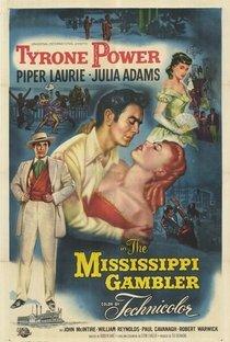 Assistir O Aventureiro do Mississippi Online Grátis Dublado Legendado (Full HD, 720p, 1080p)   Rudolph Maté   1953