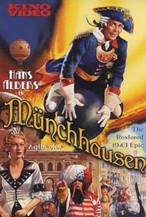 Assistir O Barão de Münchhausen Online Grátis Dublado Legendado (Full HD, 720p, 1080p) | Josef von Báky | 1943