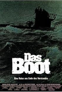 Assistir O Barco, Inferno no Mar Online Grátis Dublado Legendado (Full HD, 720p, 1080p)   Wolfgang Petersen   1981
