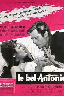 Assistir O Belo Antônio Online Grátis Dublado Legendado (Full HD, 720p, 1080p) | Mauro Bolognini | 1960