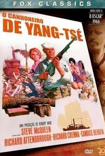 Assistir O Canhoneiro do Yang-Tsé Online Grátis Dublado Legendado (Full HD, 720p, 1080p) | Robert Wise (I) | 1966
