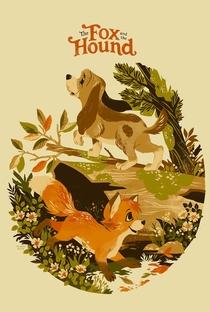 Assistir O Cão e a Raposa Online Grátis Dublado Legendado (Full HD, 720p, 1080p) | Art Stevens