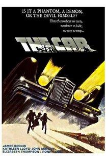Assistir O Carro: A Máquina do Diabo Online Grátis Dublado Legendado (Full HD, 720p, 1080p) | Elliot Silverstein | 1977