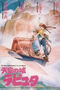 Assistir O Castelo no Céu Online Grátis Dublado Legendado (Full HD, 720p, 1080p) | Hayao Miyazaki | 1986