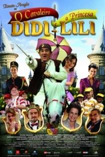 Assistir O Cavaleiro Didi e a Princesa Lili Online Grátis Dublado Legendado (Full HD, 720p, 1080p) | Marcos Figueiredo | 2006